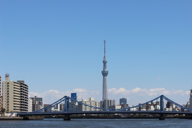 1. Tokyo Sky Tree