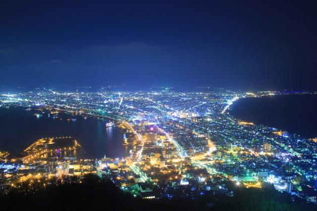 3. Mt. Hakodate