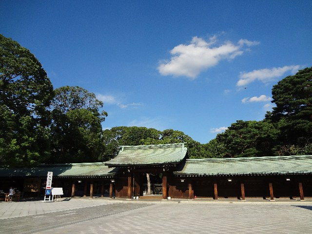 3. Meiji Shrine