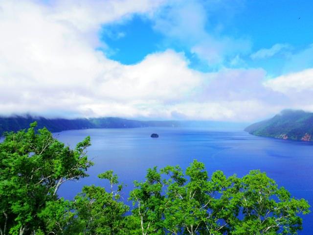 8. The Lake Mashu