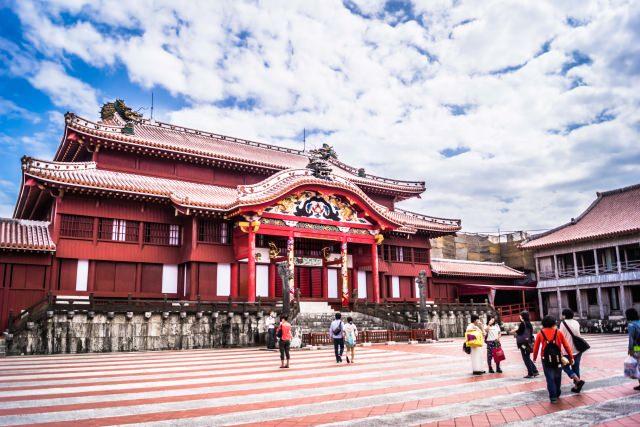 9. Shurijyo Castle Park