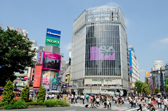 6. Shibuya Scramble Junction