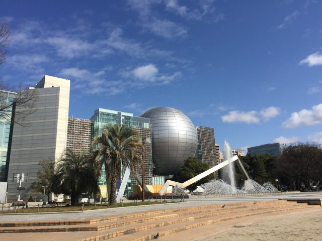 1. Nagoya City Science Museum