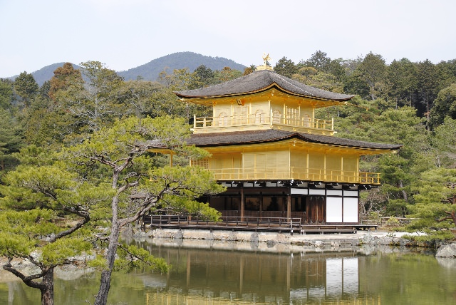 3. Kinkaku-Ji Temple – The trademark of Japan