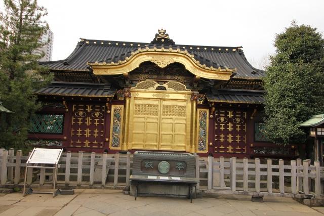 12. Ueno Toshogu