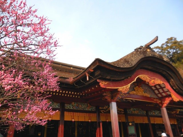 3. Dazaifu Tenmangu Shrine