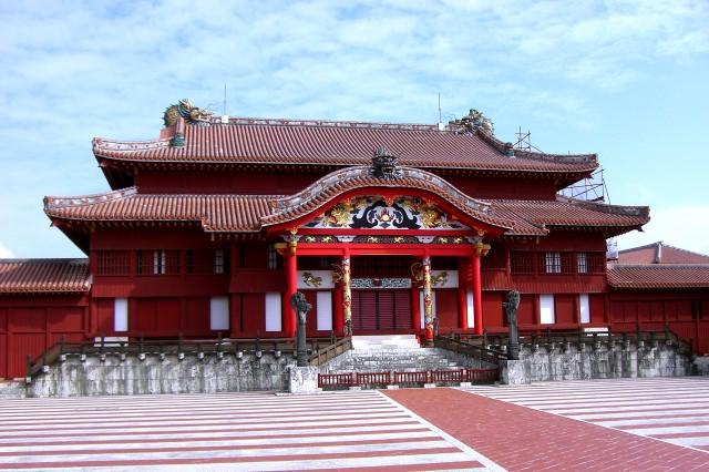 3. Shuri Castle