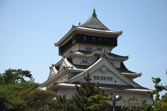 6. Kokura Castle