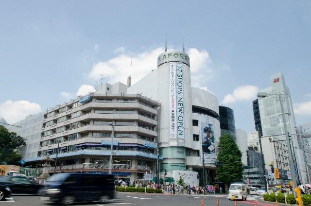 4. Laforet Harajuku