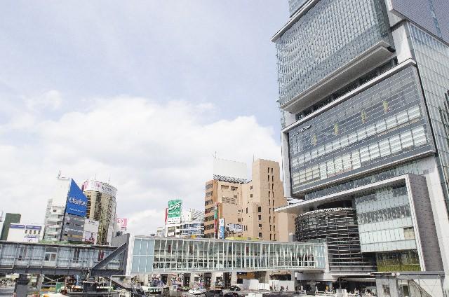 6. Shibuya Hikarie