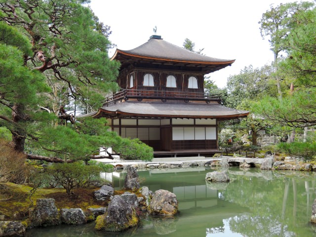 7. The Silver Pavilion, Ginkakuji Temple