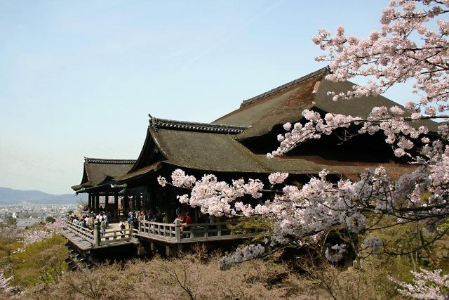 5. Kiyomizudera Temple