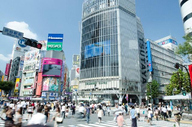 1. Shibuya Scramble Junction