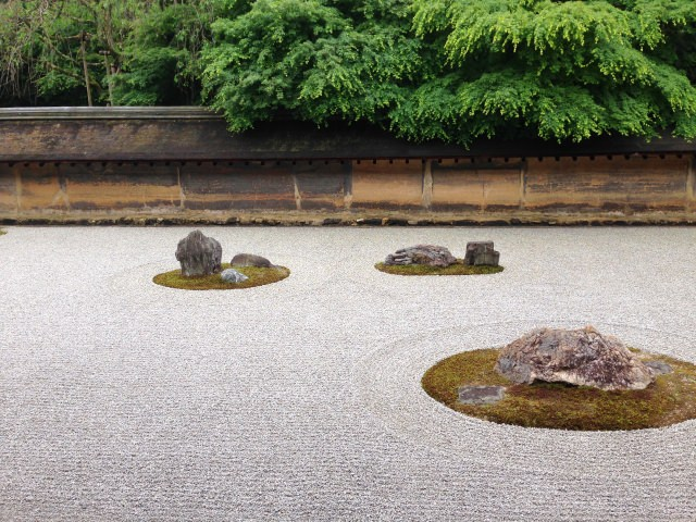 3. Ryoanji Temple