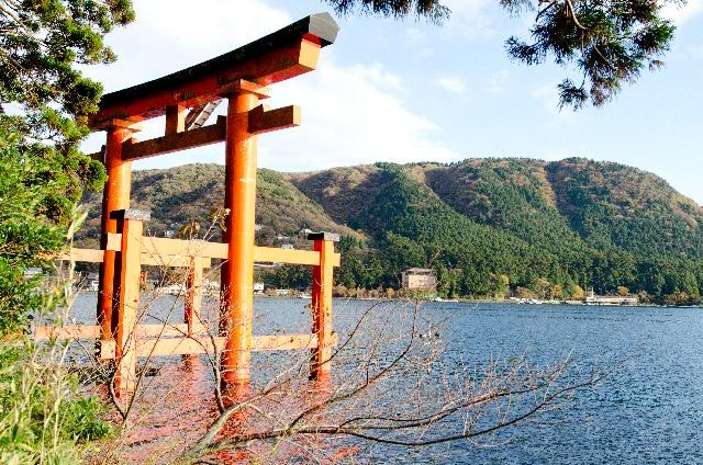5. Hakone Shrine
