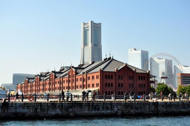 7. Yokohama Red Brick Warehouse