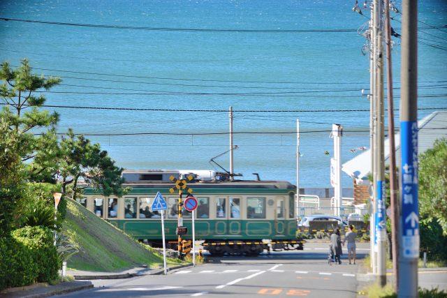 1. Enoden Kamakura Kokomae Station