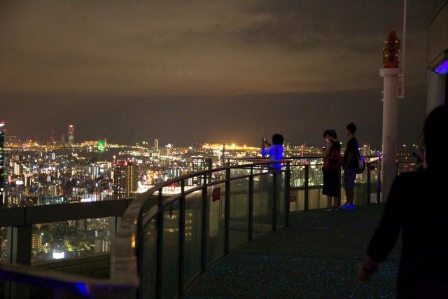 3. Umeda Sky BLDG (Kuchu-teien)