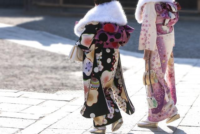 9. Kimono TOKYO Harajuku