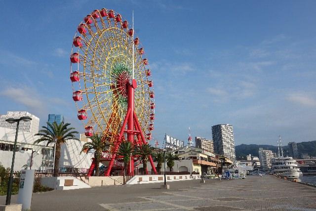 5. Kobe Harborland