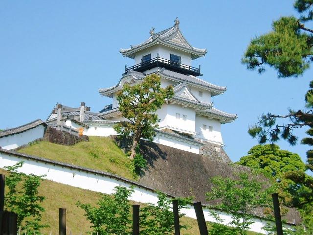 8. Kakegawa Castle