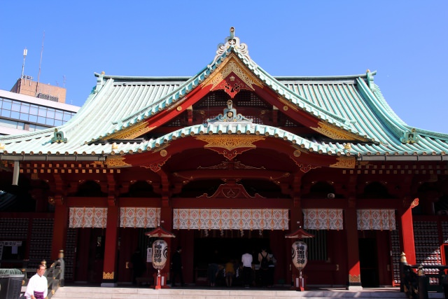 3. Kanda Shrine