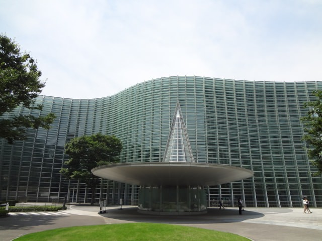 4. The National Art Center Tokyo