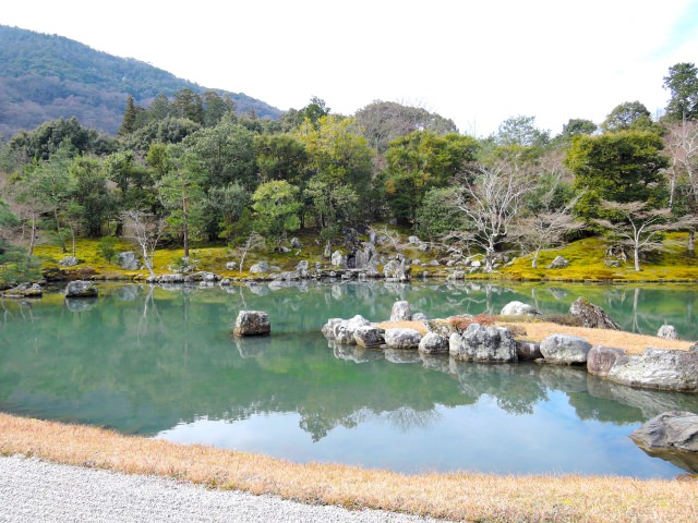 9. Tenryu temple