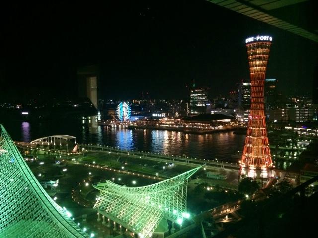 3. Kobe Port Tower