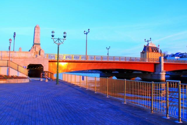 9. Nusamai Bridge