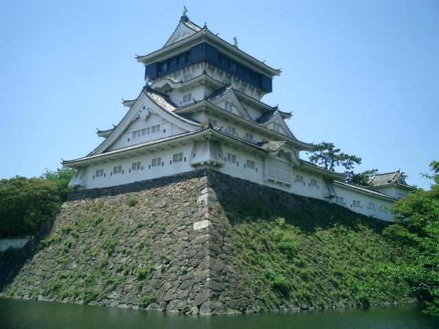 2. Kokura castle