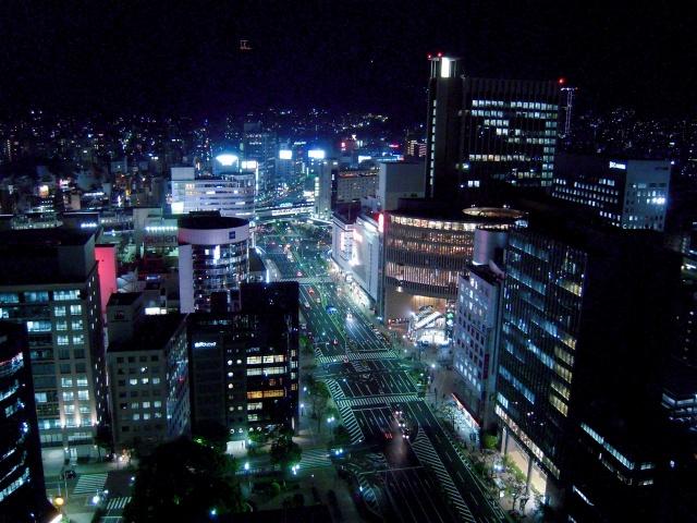 1. Kobe City Hall 1st Building 24 Floor Observatory Lobby