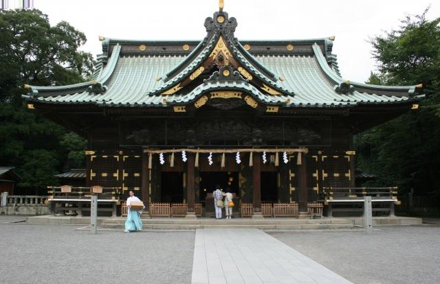 4. Mishima Taisha Shrine