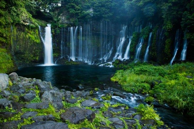 5. Shiraito Falls