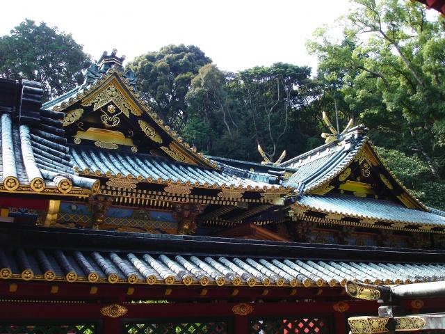 2. Kunozan Toshogu Shrine