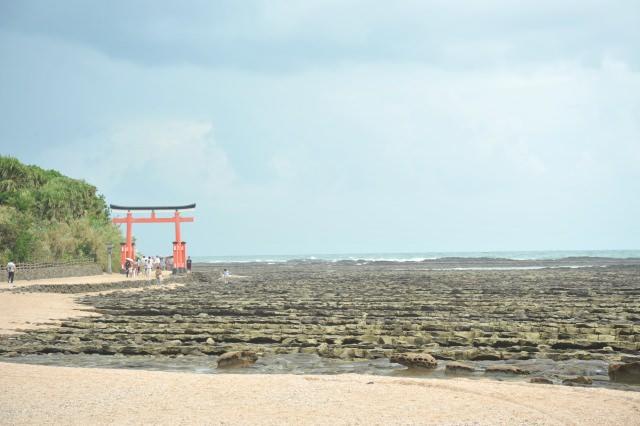 5. Aoshima shrine