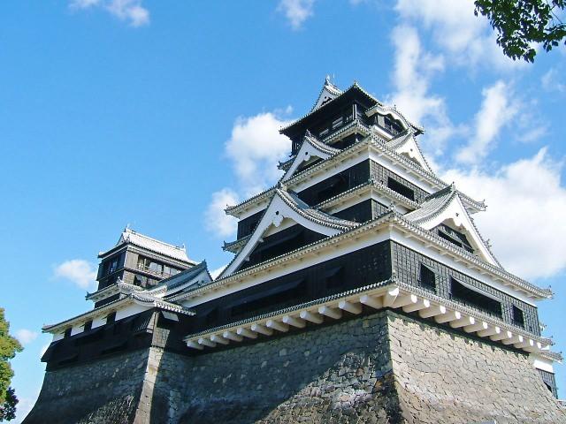 1. Kumamoto Castle