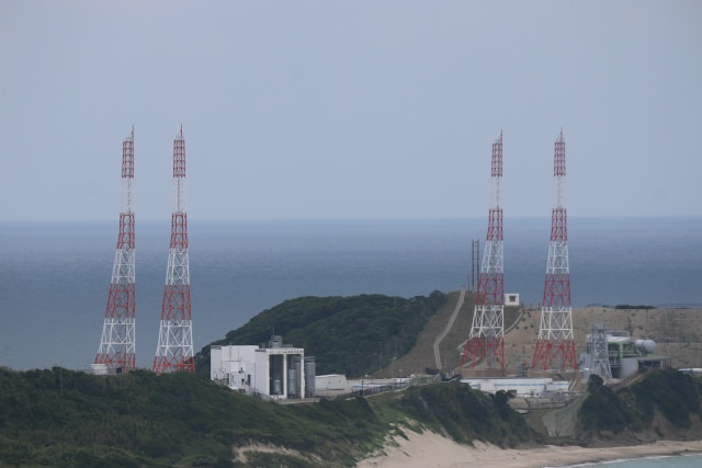 3. Tanegashima Space Center