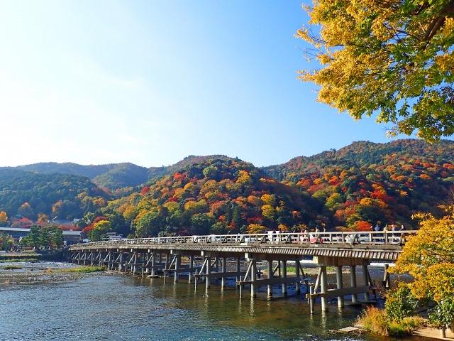 8. Togetsukyo Bridge