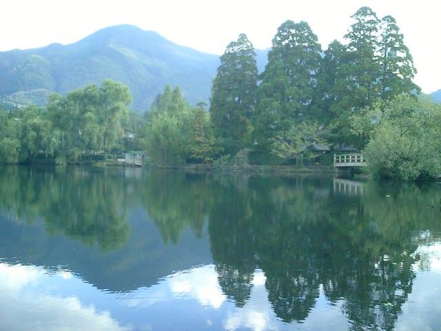 1. Lake Kinrin