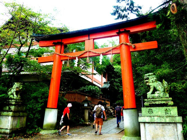 6. Uji Shrine