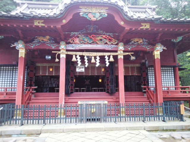 8. Izusan Shrine