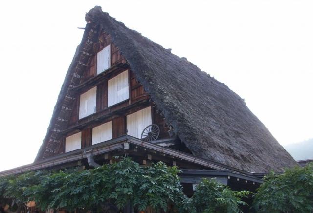 2. Historic Village of Shirakawago