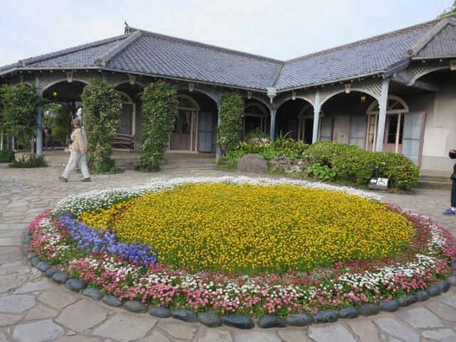 7. Glover garden