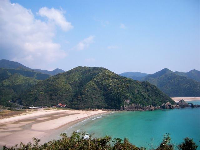 9. Takahama beach