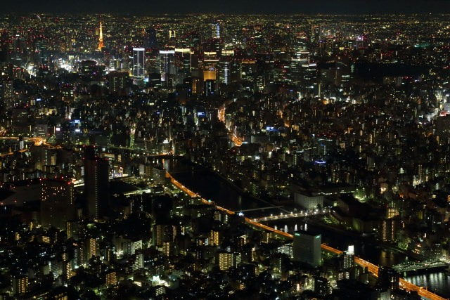 4. Tokyo sky tree