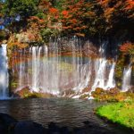 This is the Superb view of Autumn! The Must-visit view spots for Autumn Foliage in Karuizawa